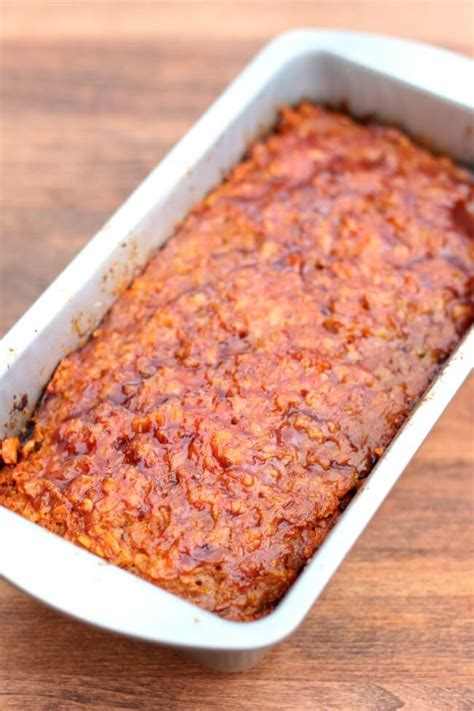 cooker homestyle ground turkey or beef meatloaf