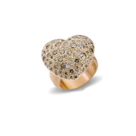anello pomellato cuore pomellato anello cuore 28 images gioielli dodo oro