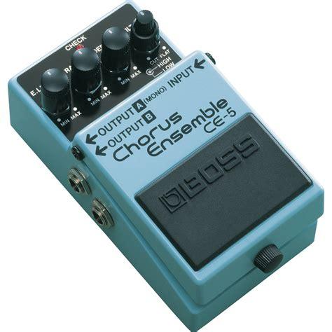 Efek Gitar Ce 5 Stereo Chorus Ensemble Pedal ce 5 chorus ensemble pedal ce 5 b h photo