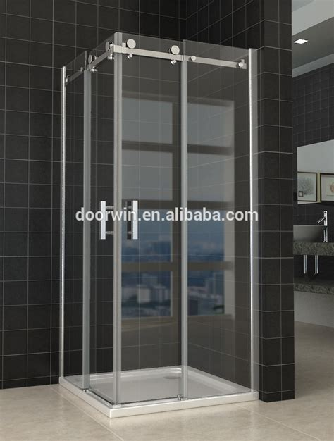 Glass Shower Doors Prices Modern House Bathroom Frameless Sliding Glass Shower Door Price Buy Shower Enclosures Glass