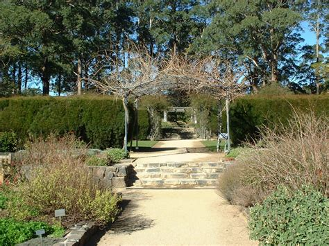 Mount Tomah Botanic Gardens Gardens Craft N Home