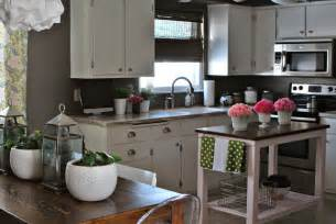 Gray Kitchen Walls With White Cabinets Kitchens With White Cabinets And Grey Walls Home Design Ideas