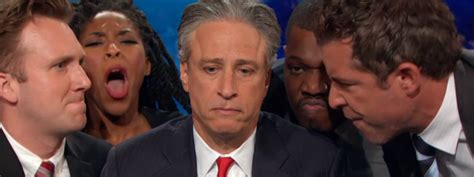 Stewart Adds Thoughts To Size Zero Debate by Jon Stewart Is Right About The Israel Debate