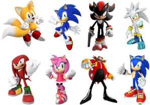 about sonic hedgehog characters set decal removable wall sticker the stickers ebay