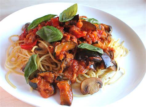 spaghetti noodles recipe vegetarian vegetarian spaghetti ami s vegetarian delicacies