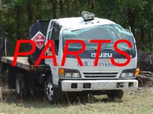 Isuzu Diesel Parts Isuzu Npr Truck 4he1 Diesel Engine Automatic Transmission