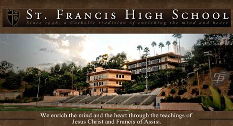Mba Tuition Cost St Francis by Pasadena Schools 187 St Francis High School S Homecoming