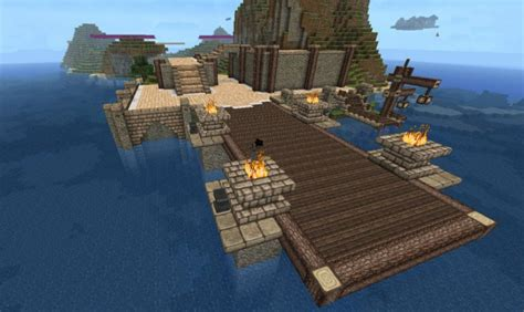 boat dock in minecraft march 2015 tbhk