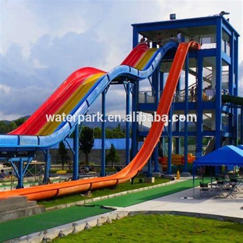 theme park for sale amusement park playground slides fiberglass water slides