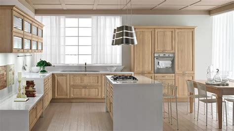 ash wood cabinets kitchen cucine lube classiche