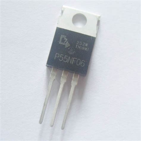 transistor fet p80nf55 transistor p55nf06 28 images ltc1693 5 高速シングルpチャネルmosfetドライバ linear technology 50pcs