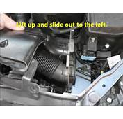 Citroen C4 16 HDI Air &amp Oil Filter Change  YouTube