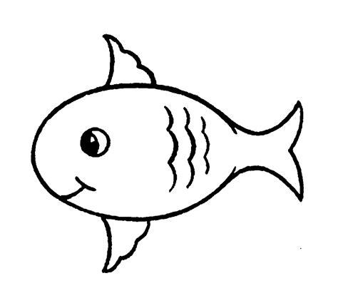 cara menggambar ikan mudah sederhana contoh anak paud