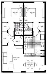 30x30 House Plans by 30x30 Home Floor Plans Submited Images