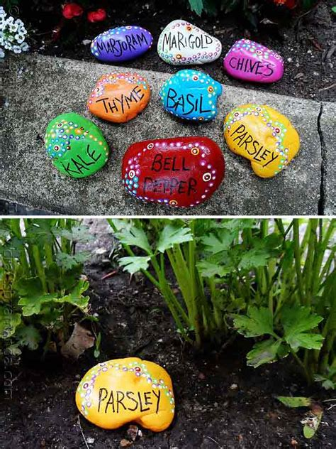 Rock Decorations by 26 Fabulous Garden Decorating Ideas With Rocks And Stones