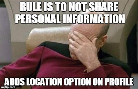 Personal Meme Maker - captain picard facepalm meme imgflip