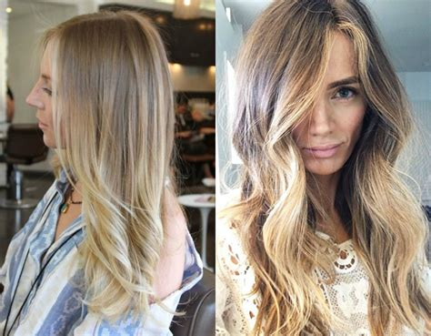 summer hair colors balayage hair colors 2017 summer hairdrome