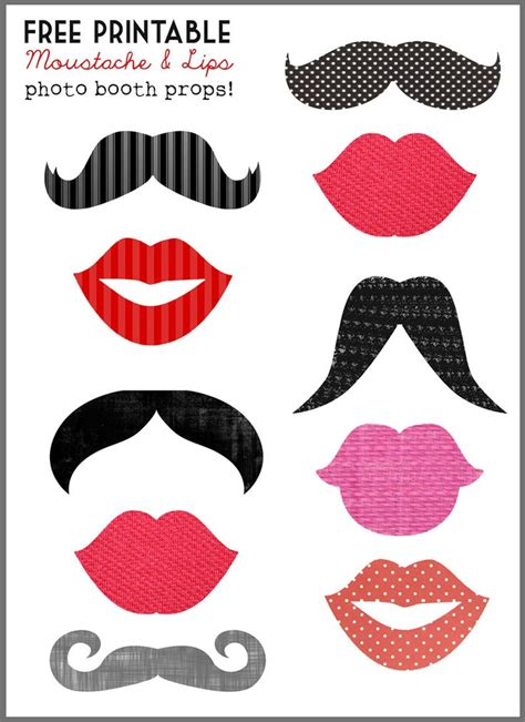 wedding photo booth props templates 25 best ideas about printable photo booth props on