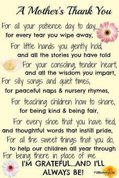 thank you letter to parents from child care provider appreciation print end of year teachers gift