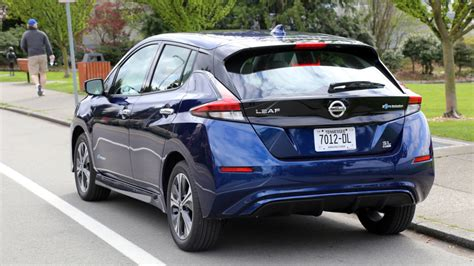 2019 Nissan Leaf Review by 2019 Nissan Leaf Plus Second Drive Review Testing Its