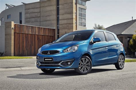 Mitsubishi Cars Mitsubishi Mirage Facelifted For 2016
