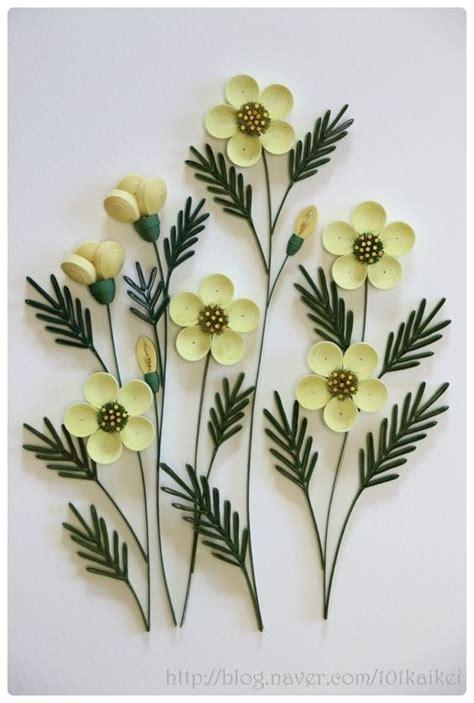 Paper Quilling Flower - paper quilling flower http naver 101kaikei