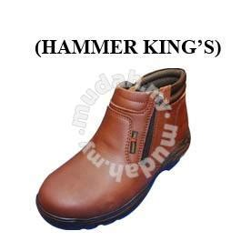 King Atur Safety Shoes hammer king s safety shoe no 3013 shoes for sale in others kuala lumpur