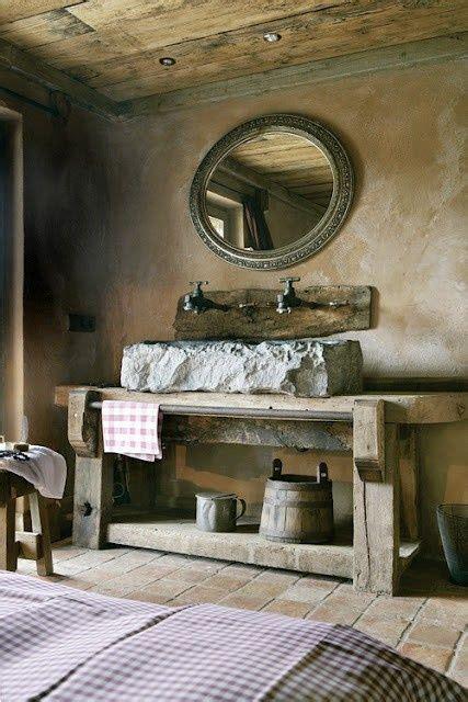 bagni rustici in pietra bagni rustici in pietra 15 foto per ispirarti