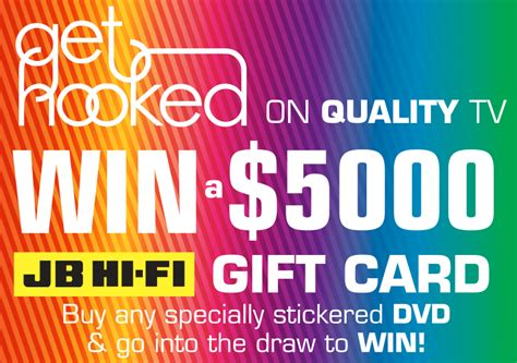 Jb Hifi Gift Card - jb hi fi win a 5 000 jb hi fi gift card australian competitions