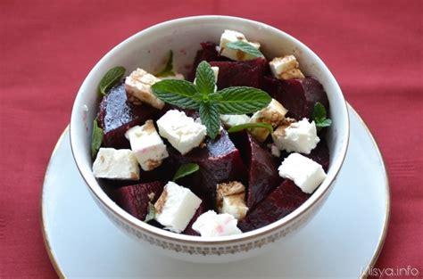 come cucinare le barbabietole rosse precotte 187 insalata di barbabietole e feta ricetta insalata di