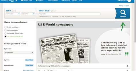 Records Missouri Newspapers Genea Musings Searching Newspaper Records On Findmypast