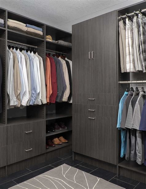 Closet Az by Az Custom Walk In Closet Organization Systems