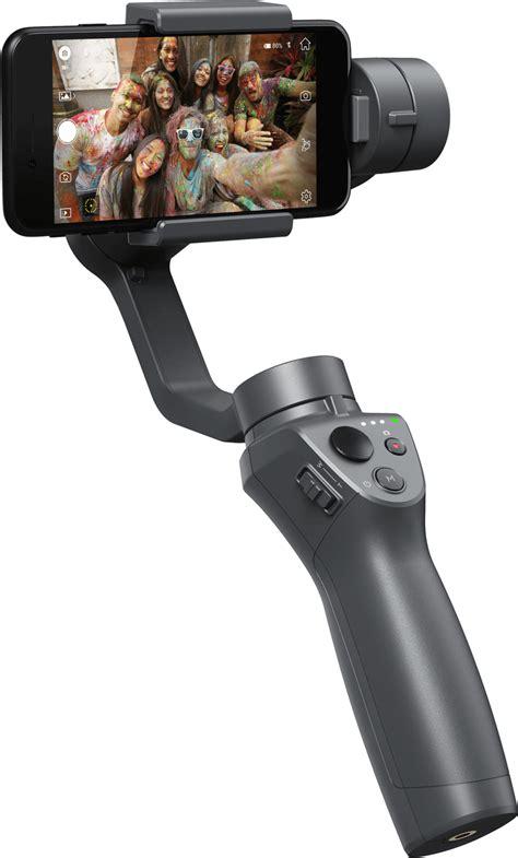 dji osmo mobile  handheld stabilizer selfie sticks