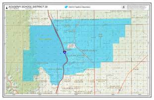 colorado school districts map assessor office el paso county co
