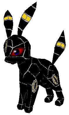 Papercraft Umbreon - papercraft umbreon papercraft paradise