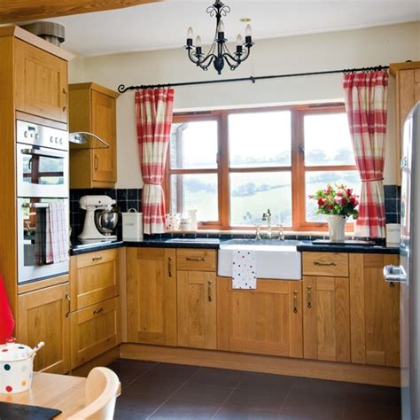 country cottage kitchen cabinets kitchen country cottage house tour ideal home