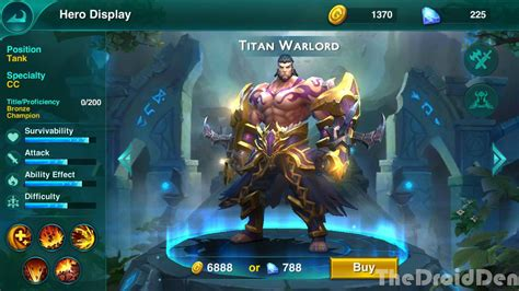 mobile legends heroes the droid den review heroes arena here comes a new