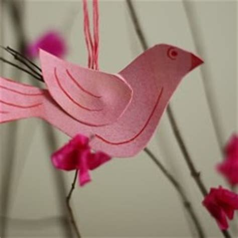 How To Make A Bird Out Of Paper For - how to make a bird out of paper