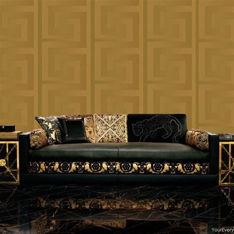 wallpaper black ebay versace designer wallpaper and border range gold silver