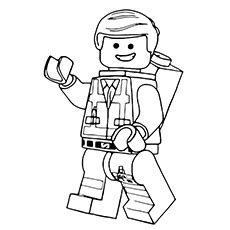 25 Wonderful Lego Movie Coloring Pages For Toddlers Emmet Coloring Pages