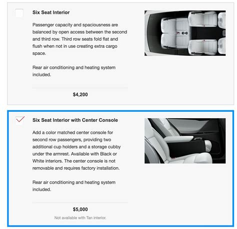 Model X Tesla Price Tesla Model X Gets A 20 Quot Sonic Carbon Wheel And Center