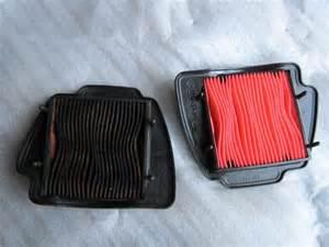 Air Filter Vario 110 diy mengganti sendiri filter udara honda vario