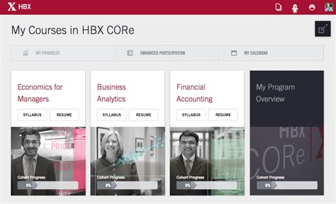 Hbx Help Get Into Mba Program by The Best Preparation For Business School From Harvard