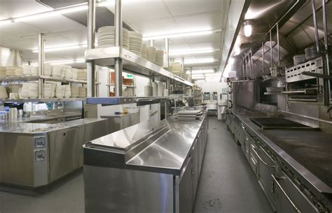 restaurant kitchen lighting commercial kitchens restaurant kitchen equipment