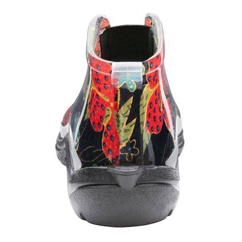 sloggers garden ankle boots garden ftempo