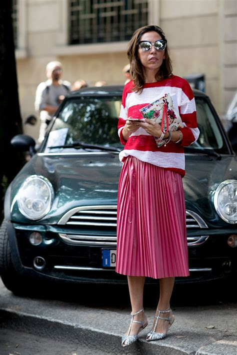 the best fashion at the the 100 best street style looks from fashion month spring