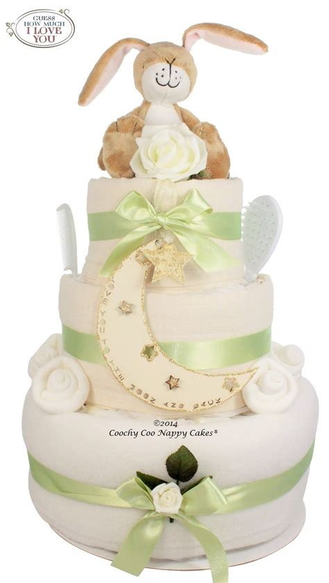 How Much Is A Baby Shower Cake by Guess How Much I You 174 Nappy Cake Coochy Coo Nappy Cakes