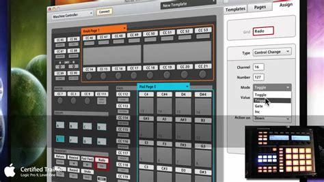 Logic Template For Maschine custom maschine controller template for logic pro