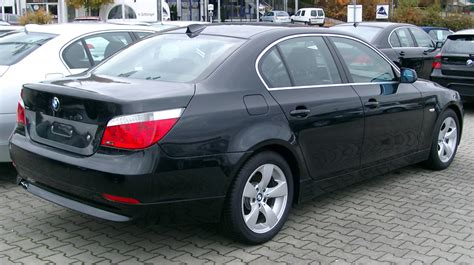 2005 bmw 520d e60 related infomation specifications