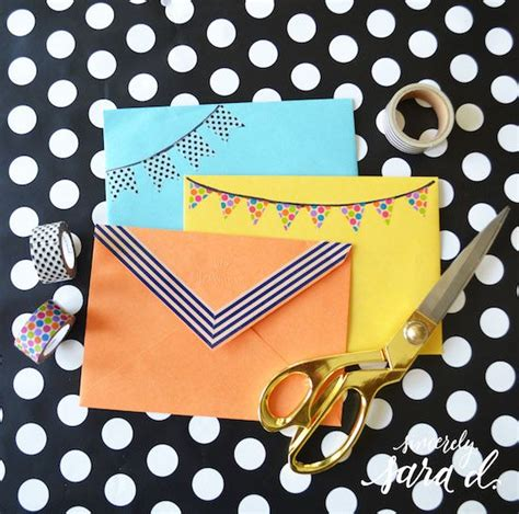 Envelope Decoration Ideas by And Inexpensive Ways To Decorate Envelopes Diy Cards